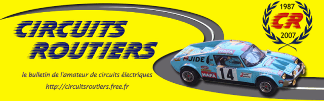 Circuits Routiers